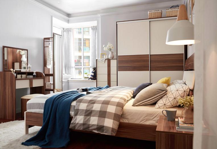 UV系列卧室装修案例