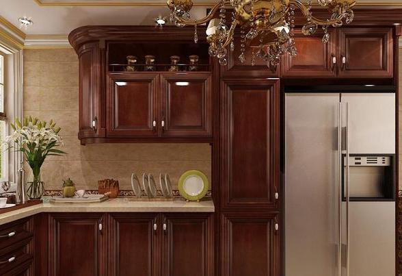 xi边mu家具板厨房案例